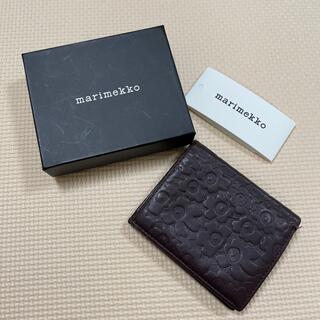 マリメッコ(marimekko)の専用 マリメッコ 羊革 財布 KATRI(財布)