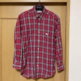 BURBERRY - ◆バーバリー Burberrys 長袖シャツ S チェックシャツ