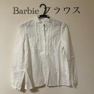 バービー(Barbie)の美品バービーレースブラウス Barbie(シャツ/ブラウス(長袖/七分))