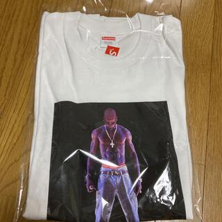 シュプリーム(Supreme)のSUPREME Tupac Hologram tee(Tシャツ/カットソー(半袖/袖なし))