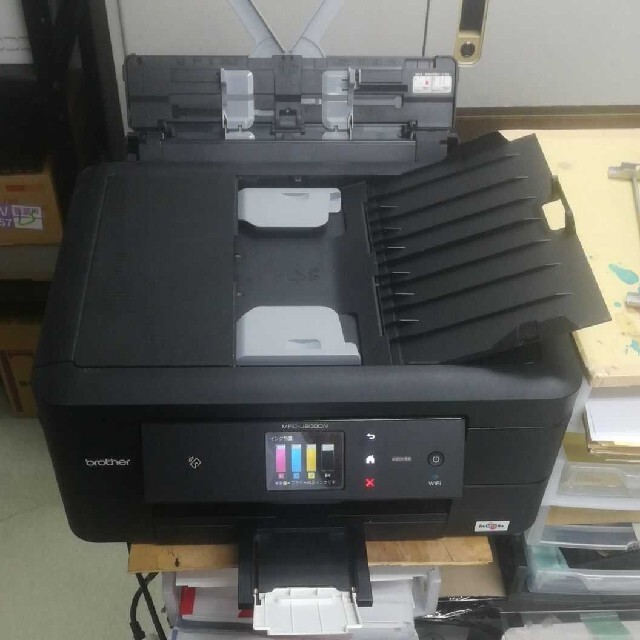 brother(ブラザー)のmfc-j900dn スマホ/家電/カメラのPC/タブレット(PC周辺機器)の商品写真