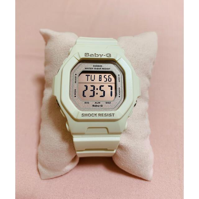 Baby-G(ベビージー)のBABY-G ベビーG BG-5606 シェルピンク レディースのファッション小物(腕時計)の商品写真