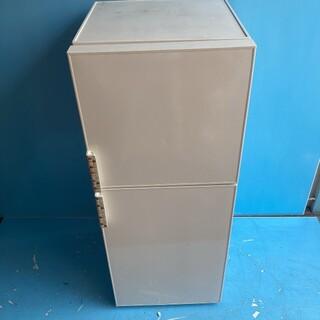 MUJI (無印良品) - 526  送料設置無料 無印良品 インテリアデザイン冷蔵庫