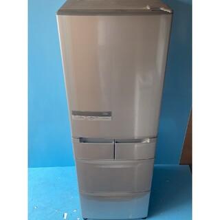 日立 - 531S  送料設置無料 日立自動製氷付き大型冷蔵庫 415L