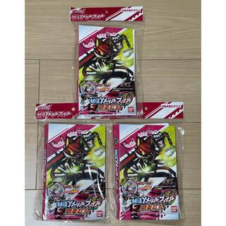 3個 妖怪Yメダルファイル 剣豪紅丸 バンダイ(キャラクターグッズ)