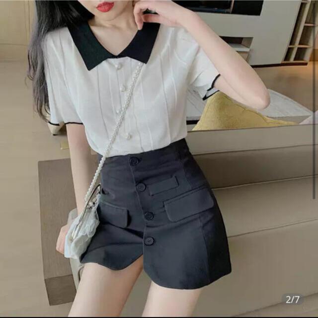 GRL(グレイル)のトップス 韓国 レディースのトップス(ニット/セーター)の商品写真