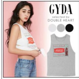 GYDA - GYDA ルーズタンクトップ