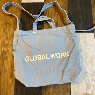 グローバルワーク(GLOBAL WORK)のカリナ様 トートバッグ(トートバッグ)