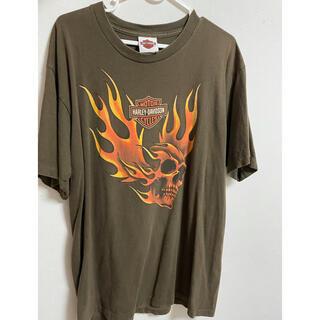 ハーレーダビッドソン(Harley Davidson)のHarley Davidson(ハーレーダビッドソン) tシャツ(Tシャツ/カットソー(半袖/袖なし))