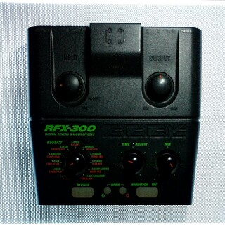 ズーム(Zoom)のA30 400☆zoom RFX-300 ズーム デジタルリバーブ マルチエフェ(エフェクター)