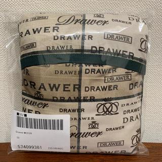 ドゥロワー(Drawer)の【最終価格】DRAWERドゥロワー  オンライン限定 オリジナルバッグエコバッグ(エコバッグ)