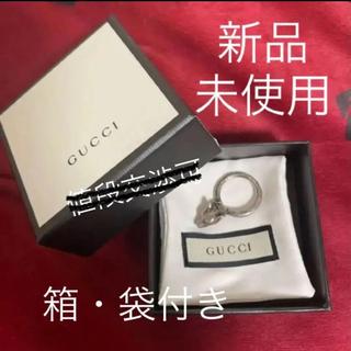 Gucci - 【正規品・新品・未使用】 GUCCI  グッチ リング 19号 指輪 ウルフ 狼