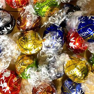 Lindt - リンツ ☆ リンドールチョコレート 7種 計21個