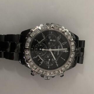 シャネル(CHANEL)のnnn様 専用 CANEL J12 クロノグラフ(腕時計(アナログ))