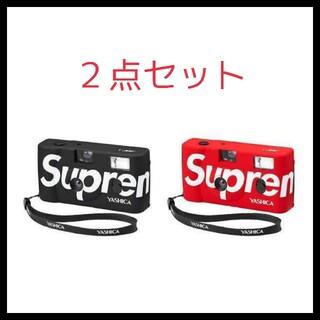 シュプリーム(Supreme)の【2点セット】 Supreme®/Yashica MF-1 Camera(フィルムカメラ)