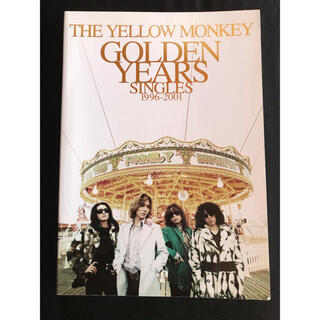 THE YELLOW MONKEY golden years
