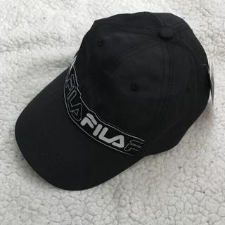 FILA - FILA キャップ