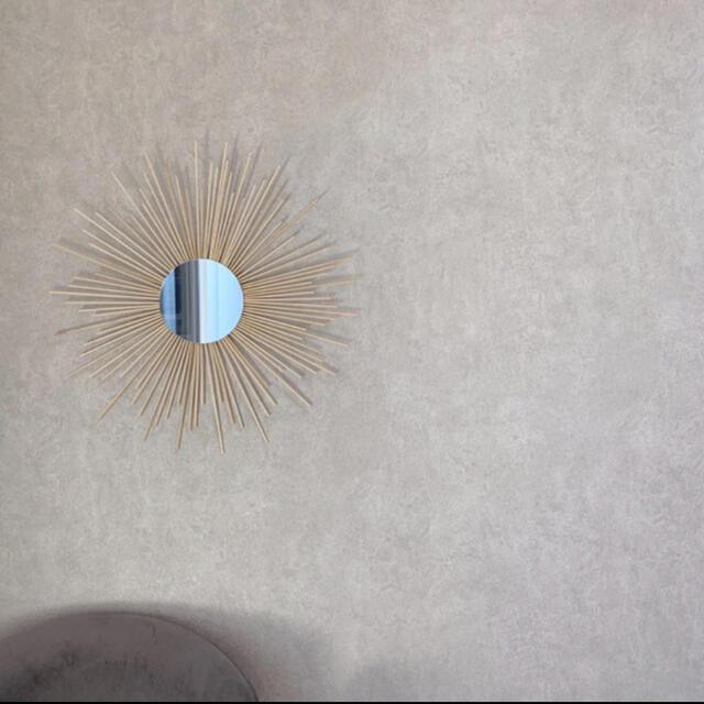 ACTUS(アクタス)の【再販】handmadeウォールミラー  ラタンミラー 北欧 韓国インテリア インテリア/住まい/日用品のインテリア小物(壁掛けミラー)の商品写真
