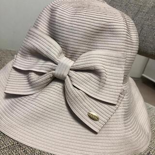 トッカ(TOCCA)のTOCCA トッカ ハット 帽子 リボン(ハット)