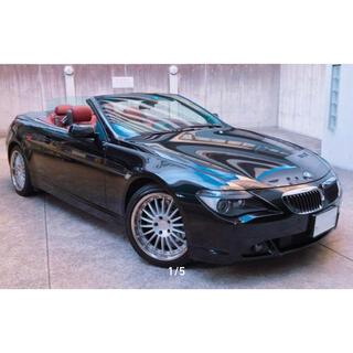 BMW - BMW645ciカブリオレ オープン 車検有
