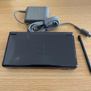 ニンテンドーDS(ニンテンドーDS)のNintendo DS light 黒(携帯用ゲーム機本体)