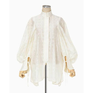 mame - mame kurogouchi  Jacquard Shirt