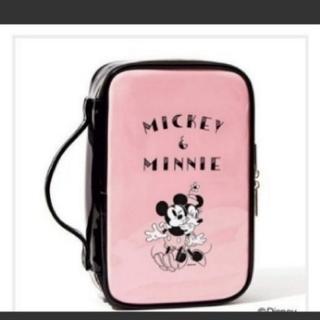 Disney - ミッキー&ミニードレッサーポーチ