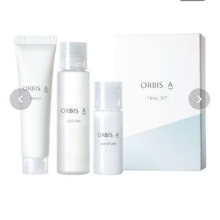 オルビス(ORBIS)のORBIS アクアトライアルセットRMタイプ(サンプル/トライアルキット)