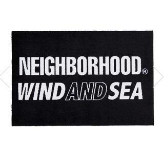 ネイバーフッド(NEIGHBORHOOD)のWIND AND SEA × NEIGHBORHOOD ネイバーフッド(ラグ)
