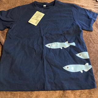 新品未使用 半袖Tシャツ 120 無印