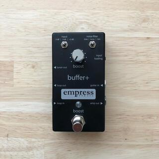 【dokono様専用】empress buffer+ 美品(エフェクター)