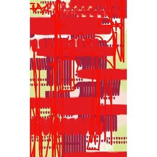 CG抽象画1214 テレワーク スマホ 抽象画(アート/写真)