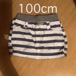 ライトオン(Right-on)のデニムスカート ライトオン Rignt-on 100cm(スカート)
