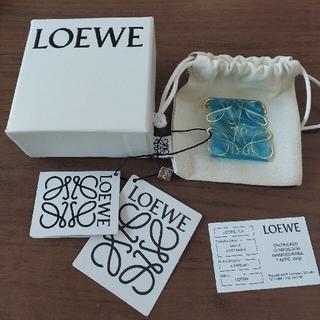 LOEWE - LOEWE☆アナグラムブローチ