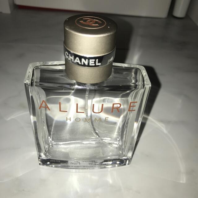 CHANEL(シャネル)の香水 空き瓶 CHANEL インテリア/住まい/日用品のキッチン/食器(容器)の商品写真