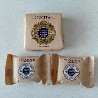 L'OCCITANE - ⭐︎新品未使用⭐︎ロクシタン 石鹸 化粧石鹸