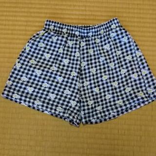 ニシマツヤ(西松屋)の西松屋 キュロットスカート 120(スカート)