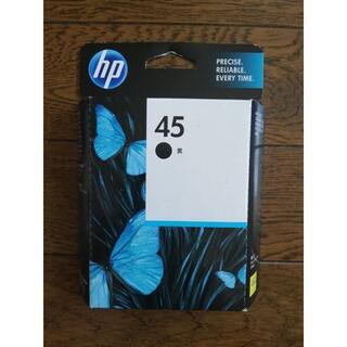 ヒューレットパッカード(HP)のインクジェット プリントカートリッジ HP 45 黒(その他)