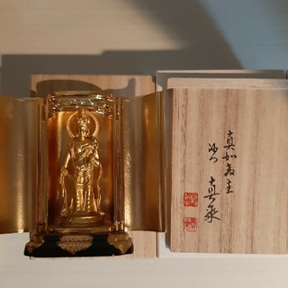 真如苑 十一面観世音菩薩(彫刻/オブジェ)