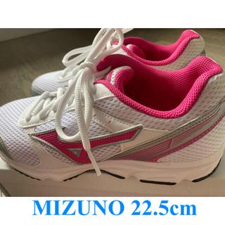 ミズノ(MIZUNO)のMIZUNO ランニングシューズ 22.5(シューズ)