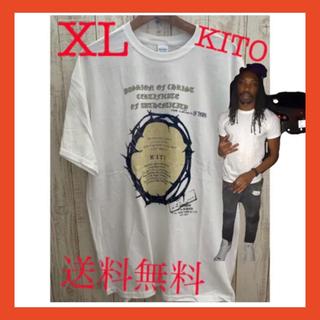 【貴重 送料無料KitoWares Passion of Christ tシャツ(Tシャツ/カットソー(半袖/袖なし))