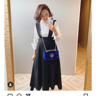 Chesty - akiki  サスペンダースカート