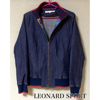 レオナール(LEONARD)のLEONARD SPORT ☆ デニム ジャケット ブルゾン(Gジャン/デニムジャケット)