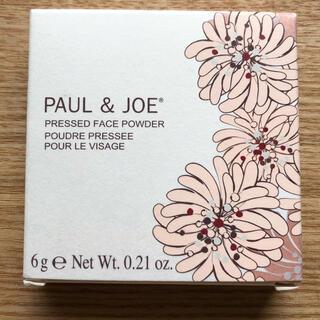 PAUL & JOE - Paul&joeフェイスパウダー リフィル