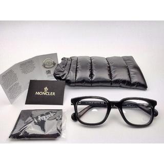 MONCLER - MONCLER ML5003 001 ブラック 黒 眼鏡 モンクレール