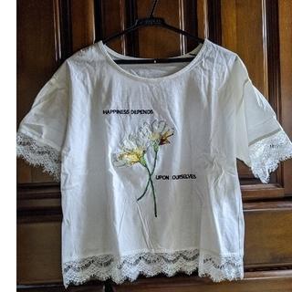 シュープリームララ(Supreme.La.La.)のレディースtシャツ(Tシャツ(半袖/袖なし))