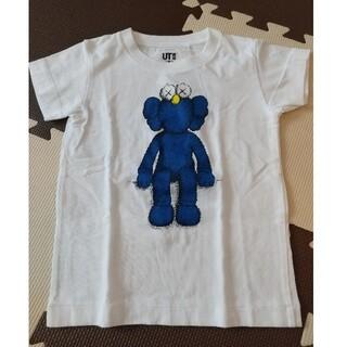 ユニクロ(UNIQLO)の【未使用】ユニクロ KAWS Tシャツ 100(Tシャツ/カットソー)