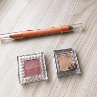 セザンヌケショウヒン(CEZANNE(セザンヌ化粧品))のアイシャドウ 3つまとめ売り(アイシャドウ)