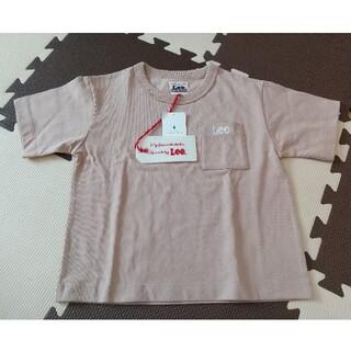 グリーンレーベルリラクシング(green label relaxing)の【未使用】グリーンレーベル Lee Tシャツ 110(Tシャツ/カットソー)