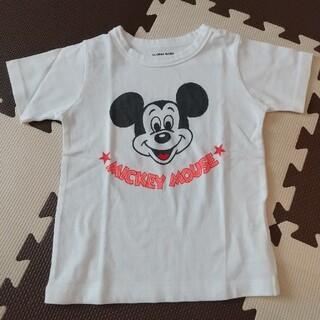 グローバルワーク(GLOBAL WORK)の【未使用】グローバルワーク ミッキーTシャツ(Tシャツ/カットソー)